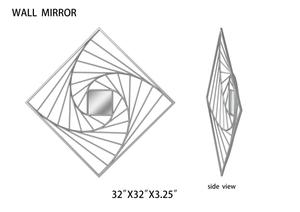 几何 镜子001